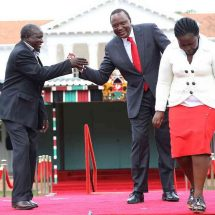 Uhuru needs small parties for reelection on August 8