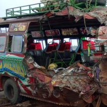 Eight killed, 12 injured after matatu collides with lorry on Mombasa-Nairobi highway