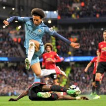 Manchester derby end in goalless draw