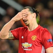 Ibrahimovic face up to 12 months out of action