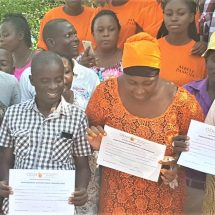 ODM certificates issued in secrecy as voters protest