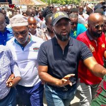 Mombasa resident petitions to block IEBC from locking out Joho in August elections