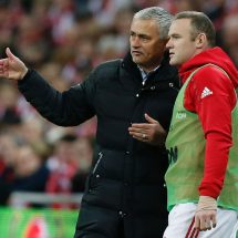 Jose Mourinho turn to Wayne Rooney cover his increasing injury problems