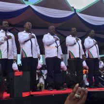 NASA unveil line up to face Jubilee's Uhuru Kenyatta and William Ruto