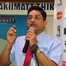 Vimal cedes control to former Nakumatt executive at Bidco
