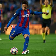 Barcelona star, Neymar, reveals team he dreams to play for