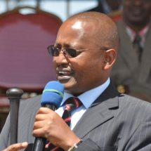 Kajiado Senator Peter Mositet ditch Jubilee Party over unfairness