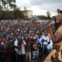 Rosemary Odinga bows out of Kibra Constituency race