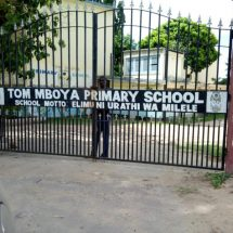 Tom Mboya Primary confirms Hassan Joho as their pupil back in 80's
