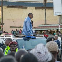 Uhuru takes swipe at NASA line up