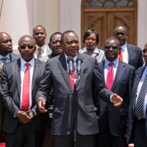 President directs release of Sh1.2 billion to promote miraa after task force presents report