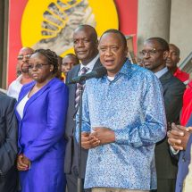 We will accommodate losers, president to Jubilee ticket aspirants