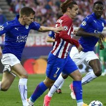 Leicester City's Champions League adventure end in disappointment