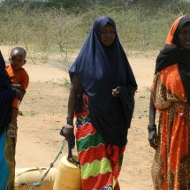 Leaders from Garissa want more help as drought bites