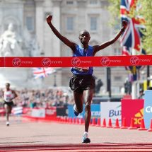 Kenyans top London