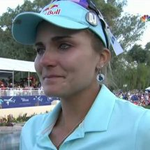 The ball was here, no it was here: Lexi Thompson get handed four-stroke penalty