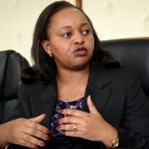 Waiguru headed for major victory in Kirinyaga, incumbent distant third