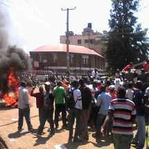 Incite violence at your own risk, your status won't save you, leaders warned