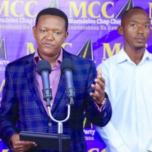 Machakos Wiper gubernatorial primaries figures are cooked, Alfred Mutua