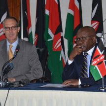 Kenya, Swiss sign MOU to help recover stolen funds