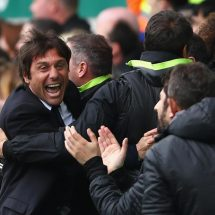 Antonio Conte: During the game, I know I am an animal