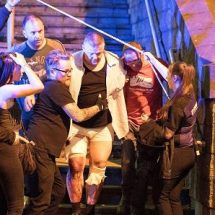 Blast In Manchester Arena At Ariana Grande's Concert