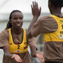 Makokha, Too qualify for World Beach Championships