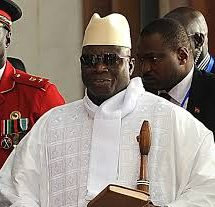 Former President Yahya Jammeh's Accounts And Properties Seized