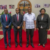 Kenya, Somalia can overcome terrorism through closer cooperation – Uhuru Kenyatta