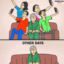 Is mothers day love fake or real?