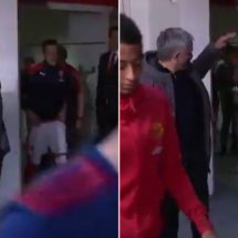 The reason why Mourinho waited for Ozil at tunnel revealed