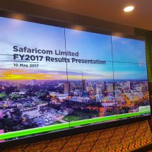 Telecommunication giant Safaricom announce Sh45.1 billion net profit