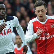 Victor Wanyama: Arsenal were lucky Mousa Dembele didn't play in north London derby