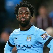 Manchester City hold initial talks over striker
