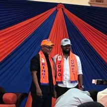 Hassan Joho name William Kazungu Kingi as running mate