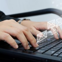Nine appropriate email sign-offs for use