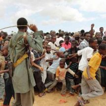 Al Shabaab bury man neck-deep, stone him to death for adultery