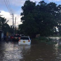 East Africa hit by flash floods