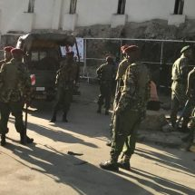 Police officer among commuters injured in Likoni ferry stampede
