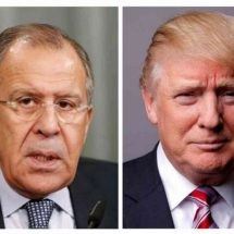Trump to meet Russian foreign minister Lavrov on Wednesday