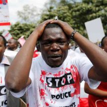 Jubilee regime 'hostile' to human rights defenders