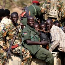 2m children displaced by South Sudan conflict