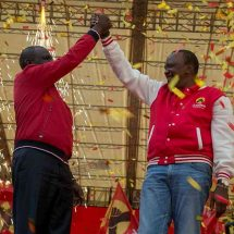 Uhuru to be unveiled as Jubilee presidential candidate on Saturday