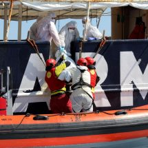 BREAKING NEWS: More Than 240 Migrants Feared Drowned In Mediterranean