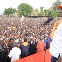 Raila's Numbers Increasing In Opinion Polls