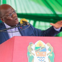 Don't come back to class after pregnancy -President Magufuli to school-going girls