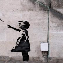 Who Is Banksy? Has The Mask Been Taken Off