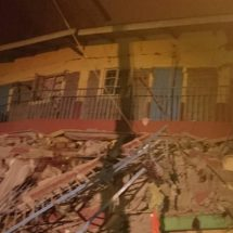 15 missing as eight-storey building collapses in Embakasi