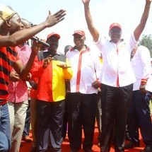 Jubilee Party has gained significant ground in Nyamira