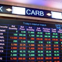 NSE Large Caps Beat Other African Markets